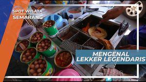 Mengenal Lekker Legendaris Semarang