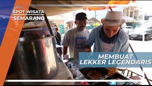 Ternyata Sulit! Mencoba Membuat Lekker Legendaris Semarang