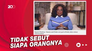 Oprah: Bukan Ratu Elizabeth yang Singgung Warna Kulit Anak Meghan-Harry