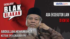 Blak-blakan, Ada Eksekutor Lain dalam Pembunuhan Laskar FPI