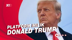 Usai Dicekal dari Twitter dan Facebook, Trump Siap Bikin Medsos Baru