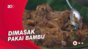 Bikin Laper: Santap Bebek Timbungan di Ubud Bali