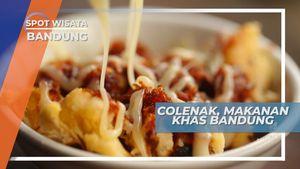 Colenak, Camilan Manis Kota Kembang yang Legendaris, Bandung