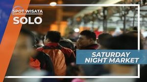 Belanja Cendera Mata, Batik, dan Jajanan Tradisional di Pasar Malam Solo