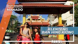 Klenteng Ban Hing Kiong Manado Sulawesi Utara