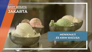 Es Krim Ragusa, Kuliner Dingin Nostalgia Dari Jakarta