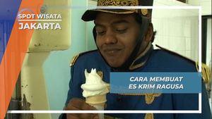 Cara Pembuatan Es Krim Dari Jaman Kolonial di Ragusa Jakarta