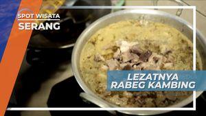 Lezatnya Rabeg Kambing, Kuliner Legendaris Masyarakat Banten