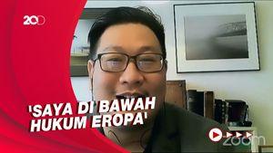 Jozeph Paul Zhang Bantah Polri soal Status WNI
