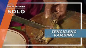 Sensasi Kelezatan Tengkleng Kambing Khas Solo, Jawa Tengah