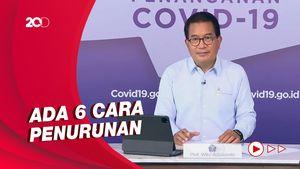 Jurus Pemerintah Tekan Angka Kematian Akibat Corona di Indonesia