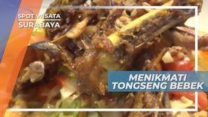 Menikmati Cita Rasa Unik nan Lezat Tongseng Bebek Surabaya