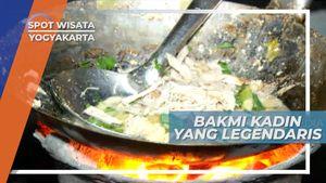 Nikmatnya Bakmi Legendaris Asal Kota Gudeg, Yogyakarta