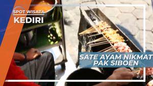 Nikmat Lezat Sate Ayam Khas Kediri yang Legendaris, Jawa Timur