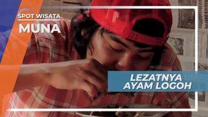 Gurih dan Lezat Ayam Goloh, Kuliner Nikmat Khas Pulau Muna, Sulawesi Tenggara