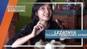 Ayam Rorongkong, Nikmatnya Daging Tipis Disela-sela Tulang, Bandung