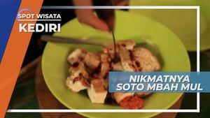 Soto Pojok, Kuliner Nikmat Khas Kota Tahu yang Bikin Ketagihan, Kediri