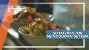 Soto Bonjok, Kuliner Khas Banyumas yang Laris Manis, Jawa Tengah