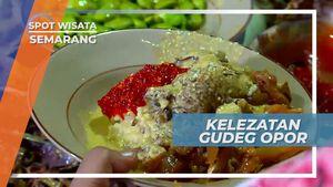 Rela Antri Demi Opor Gudeg mBak Tum Semarang Jawa Tengah