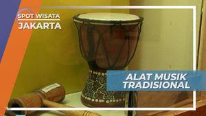 Ragam Alat Musik Tradisional Nusantara di Taman Mini Indonesia Indah Jakarta