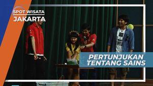Pertunjukan Sains Menegangkan di Taman Mini Indonesia Indah Jakarta