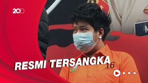 Positif Sabu, Anak Rita Sugiarto Terancam 4 Tahun Penjara
