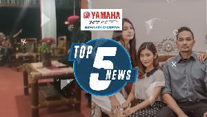Top 5: Bupati Alor Marahi Staf Risma, Sinetron Zahra Disorot Netizen