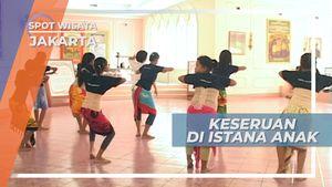 Istana Anak Taman Mini, Pusat Budaya dan Permainan Tradisional Jakarta