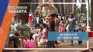 Ramainya Wisata Andalan Jakarta di Taman Mini,  Ancol  dan Kebun Binatang Ragunan