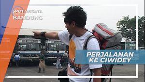 Perjalanan ke Ciwidey, Dari Terminal Leuwi Panjang Bandung
