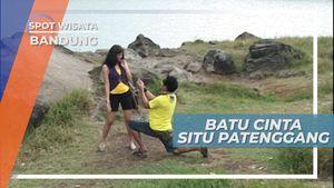 Batu Cinta Situ Patenggang Bandung, Spot Untuk Menikmati Pemandangan Memukau