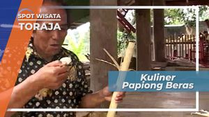 Papiong Beras, Kuliner Khas Tana Toraja Sulawesi Selatan