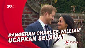 Kebahagiaan Kerajaan Inggris Atas Kelahiran Anak Kedua Meghan-Harry