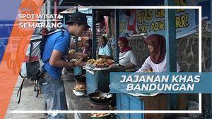 Jajanan Pasar Khas Bandungan Semarang