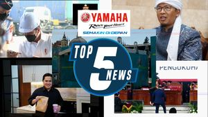 Top 5: Jokowi Telepon Kapolri,  Erick Thohir Pamer BTS Meal