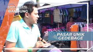 Gedebage, Pasar Unik Menyediakan Barang Berkualitas di Bandung