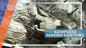 Makam Gantung, Tradisi dengan Makna Mendalam Bagi Masyarakan Tana Toraja
