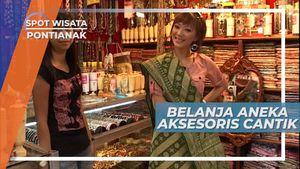 Aneka Cinderamata Khas Pontianak Kalimantan Barat