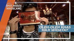 Cinderamata Beraroma Seni Lukis Karya Haji Widayat, Buah Tangan Khas Magelang