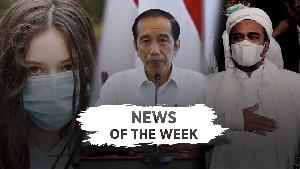 News Of The Week: Ledakan Covid-19 RI, HRS Divonis 4 Tahun Bui