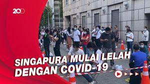 Singapura Bersiap Hidup Normal, Samakan COVID-19 dengan Flu Biasa
