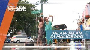 Jalan-Jalan di Malioboro, Surganya Pernak Pernik Cantik Unik di Yogyakarta