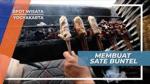 Sate Buntel, Kelezatan Sate Kambing Asli Tambaksegaran Yogyakarta