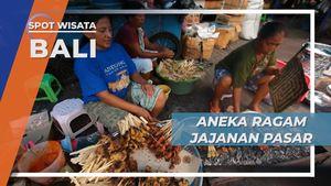 Berburu Kuliner Khas Bali di Pasar Senggol Gianyar