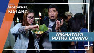 Manis Gurih Nikmat, Menikmati Kelezatan Kue Puthu Khas Kota Malang