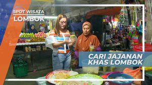 Berburu Jajanan Khas Lombok, Wisata Pasar Cakranegara Kota Mataram
