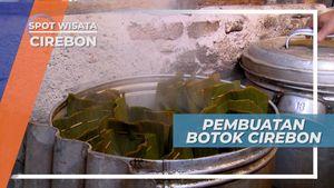 Botok, Kue Khas Cirebon Dengan Berbagai Varian Rasa