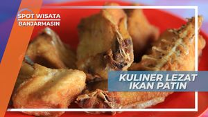 Ikan Patin, Lezatnya Kuliner Pasar Lima Banjarmasin