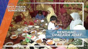 Rendang Minang, Kuliner Wajib di Tiap Upacara Adat Sumatera Barat