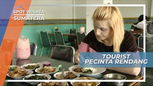 Rendang Minang, Bahkan Lidah Wisatawan Asing Pun Jatuh Hati Akan Kuliner Sumatera Barat